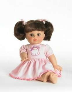 Madame Alexander My Little Girl Style Me Pretty Brunette 14 inch Doll