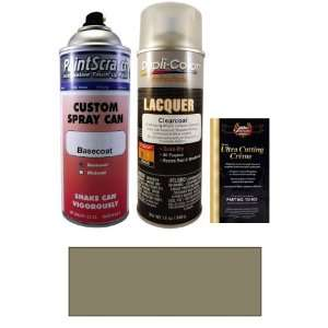 12.5 Oz. Dark Titanium Metallic Spray Can Paint Kit for 1990 Ford All