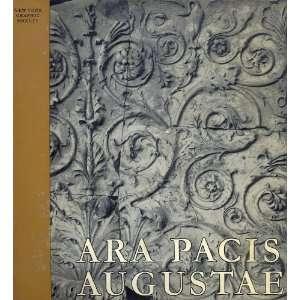 Ara Pacis Augustae: Erika Simon: Books