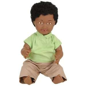 African American Boy 16 Inch Doll oys & Games