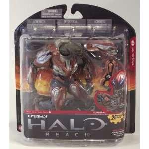 McFarlane Toys Halo Reach Series 6 Elite Zealot Action