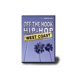 Big Fish Audio Off The Hook Hip Hop West Coast Audio