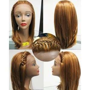 Wig Synthetic Braid Lace Front Wig Yulia Health & Personal Care