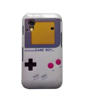 1X New Nintendo Game Boy Hard back Cover Case for Samsung Galaxy Ace