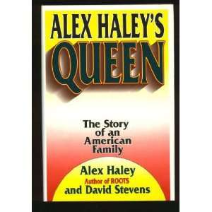 an American Family (9780688063313): Alex Haley, David Stevens: Books