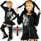 more options unisex miyavi hell fury visual kei mohair bunny