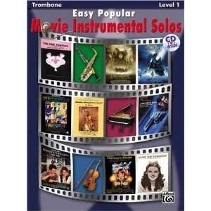 Movie Instrumental Solos L [Paperback] Alfred Publishing Books