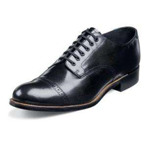 Stacy Adams Madison Mens Dress Shoes Black 00012 7 15
