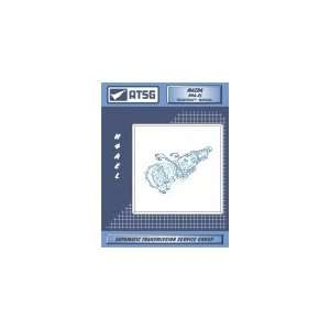 Manual Automatic Transmission Service Group  Books