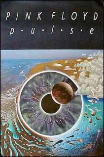 PINK FLOYD PULSE POSTER