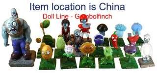 Plants Vs Zombies(PVZ) Zombie Figurine Doll Toy Gift
