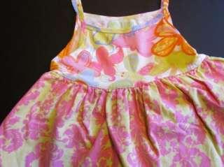 Baby Lulu Princess Butterfly outfit set top pants sz 5