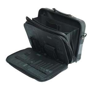 NEW Black Tool Zipper Bag Tote Case Mobile Durable Organizer Delicate