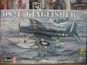 OS2U KINGFISHER 1/48 REVELL MODEL KIT NEW PLANE 855260