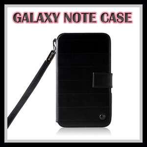 ZENUS Samsung Galaxy Note Leather Case N7000 MASSTIGE STRIPE EMBO