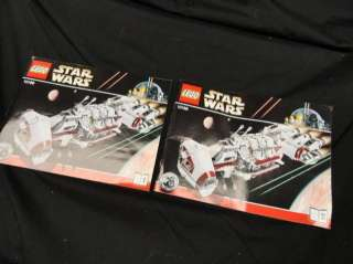 LEGO Star Wars Tantive IV 10198 Darth Vader Star Destroyer Building