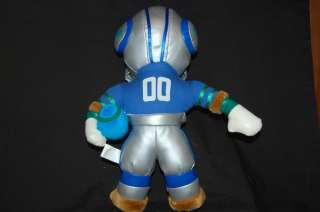 NWT 15 Plush Seattle Seahawks Football 2000 NFL BEAR