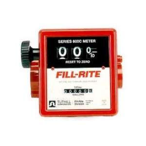 Fill Rite Series 806C Flow Meter Automotive