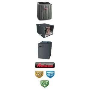 1.5 Ton 15 Seer Amana Heat Pump System   ASZ140181