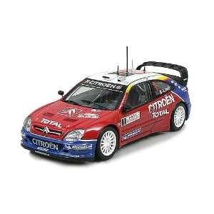 AUTOart Slot Racing   Citroen Xsara WRC 2005   Loeb   1:32