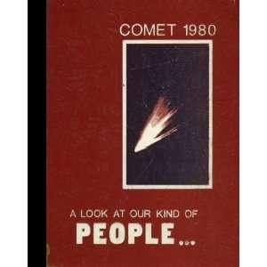 , Texas Stephen F. Austin High School 1980 Yearbook Staff Books