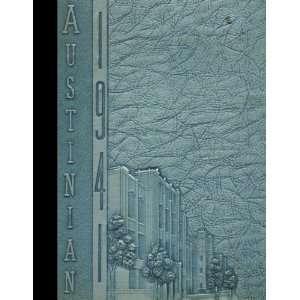 , Austin, Minnesota Austin High School 1941 Yearbook Staff Books