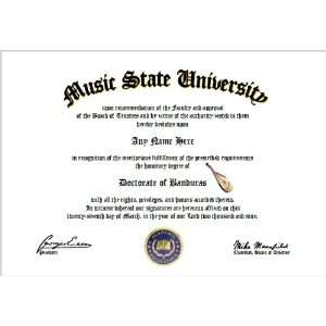 Banduras Diploma   Bandura Lover Diploma: Everything Else