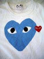 COMME des GARCONS Play T Shirt S
