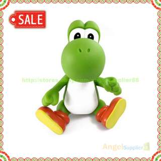 New Poseable Action Figure Toy Super Mario Bros Yoshi A