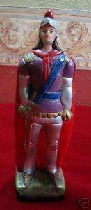 Ogum Ogun Oggun Narue Statue Yoruba Cuba Umbanda Brazil