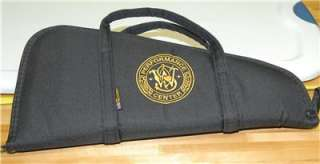 Smith Wesson S&W Gun Pistol Case PERFORMANCE CENTER