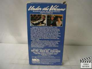Under the Volcano VHS Albert Finney, Jacqueline Bisset