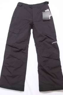 NEW MENS SKI/SNOWBOARD SPYDER INSULATED PANTS L XL 35 37 38 40