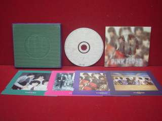 PINK FLOYD THE PIPER AT THE GATES OF DAWN   MONO BOX CD