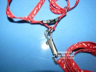 New Dog Collar Leash Strap drawing rope 1cm Free Ship