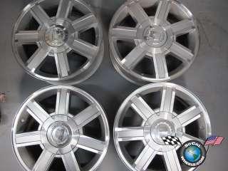 02 12 Cadillac Escalade Factory 18 Wheels Rims OEM 5303 9596318 Tahoe