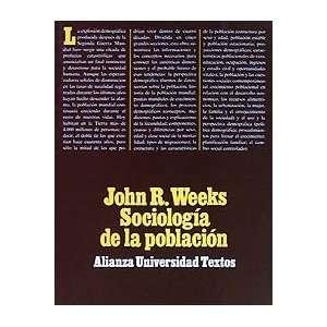 Population: Introduccion a Los Conceptos Y Cuestiones Basicas (Spanish