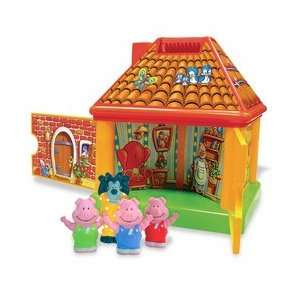 Three Little Pigs Toy House
