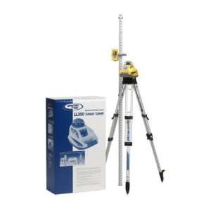 Spectra Precision Laser LL300 Excavator Package w/ CR600