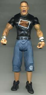 WWE John Cena Jakks Wrestling Figure WWF TNA Ruthless Aggression