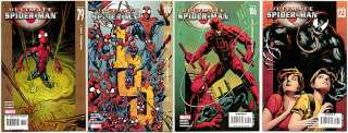 Hereare 57 Ultimate Spider Man books in sequence with only one missing