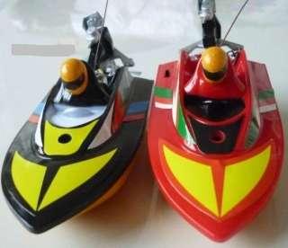 Radio Remote Control RC Speed Boat Mini Micro Racing RTR Ship