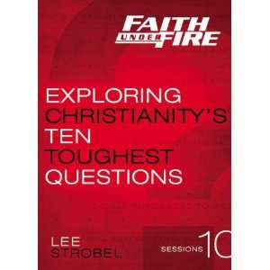 DVD Study Exploring Christianitys Ten Toughest Questions Lee