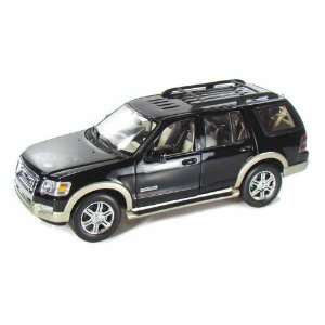 2006 Ford Explorer (Eddie Bauer) 1/18 Black Toys & Games