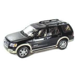 2006 Ford Explorer (Eddie Bauer) 1/18 Black oys & Games