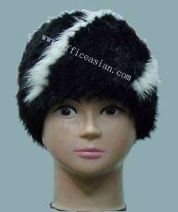 Mink Fur Cap Hat Men&Women style Lowest$ Christmas gift