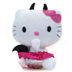 Hello Kitty Cute Little Devil ~6.5 Mini Plush Doll