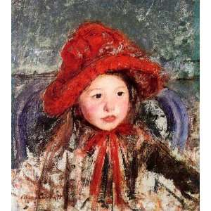 FRAMED oil paintings   Mary Stevenson Cassatt   24 x 26