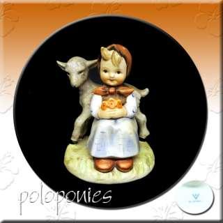 Hummel Good Friends Figurine HUM182 TM3   WOB