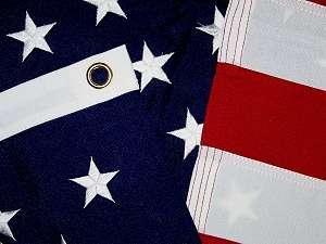 USA UNITED STATES US American sewn Nylon Flag 3x5   NEW